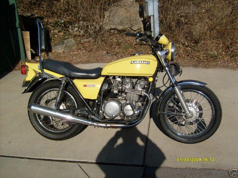 Kawasaki KZ650 Gallery | Clic Motorbikes