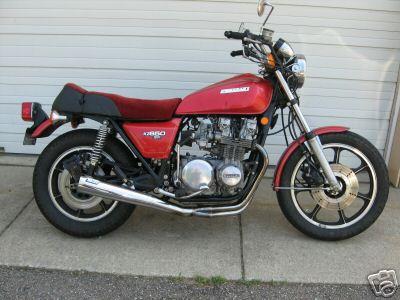 Kawasaki KZ650 Gallery - Classic Motorbikes