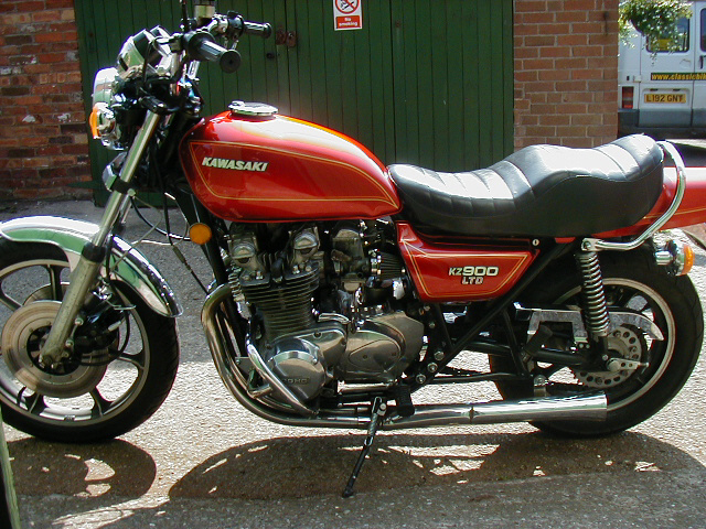 Kawasaki KZ900 Gallery | Clic Motorbikes