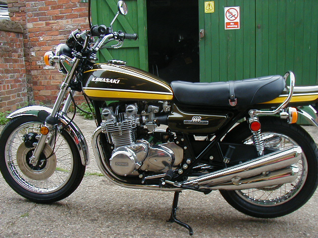 Kawasaki Z1 Gallery Classic Motorbikes