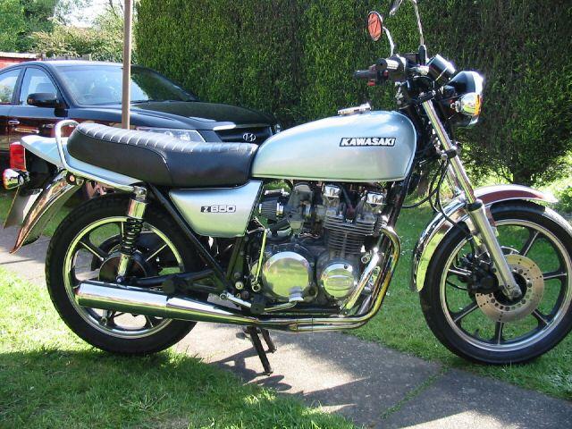 Kawasaki Z650 C2 1978