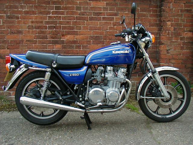 Kawasaki Z650 Gallery | Clic Motorbikes