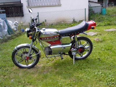 Kreidler Classic Motorcycles - Classic Motorbikes