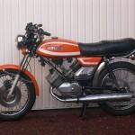Motobecane Classic Motorcycles