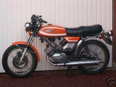 Motobecane Classic Motorcycles - Classic Motorbikes