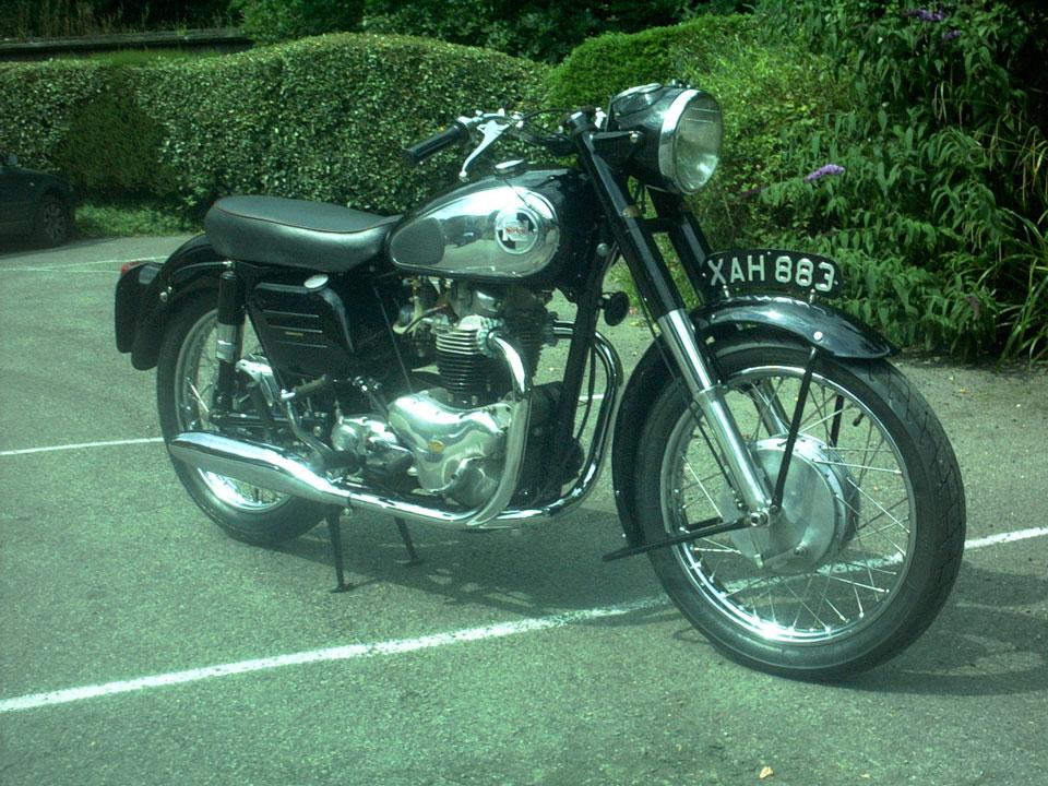 Norton Dominator Gallery - Classic Motorbikes