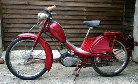 Old Yamaha Mopeds For Sale