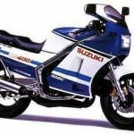 Suzuki RG400 Gallery