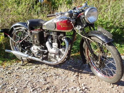 royal enfield bullet g2 350cc 1951