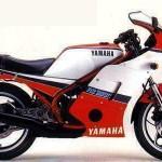 Yamaha RZ350 Gallery