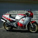 Yamaha RZV500 Gallery