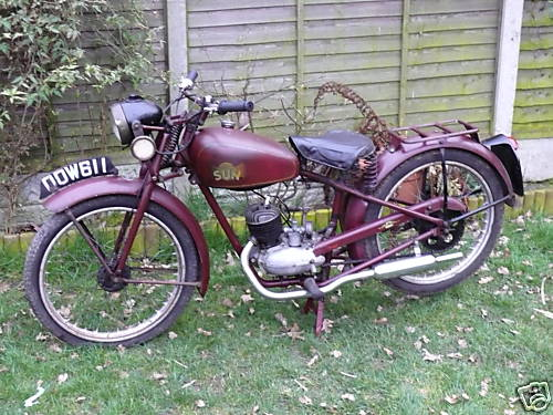 Sun Classic Motorcycles Classic Motorbikes