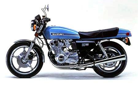 suzuki gs1000 gallery classic motorbikes. Black Bedroom Furniture Sets. Home Design Ideas