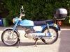suzuki b120 1976