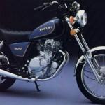 Suzuki GN250 Gallery