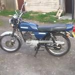 Suzuki GP100 Classic Bike Gallery