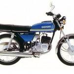 Suzuki GP125