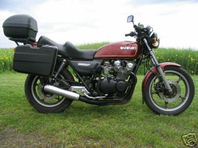 Suzuki GS650 Gallery | Clic Motorbikes
