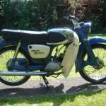 Suzuki M15 Sportsman