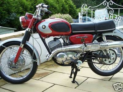 Bmw X6 Bike >> Suzuki T20 Gallery - Classic Motorbikes