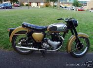 1959 BSA A10 Goldflash