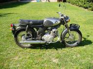 1967 Honda CD175