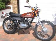 1970 Yamaha RT3