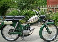 1973 Puch MS50