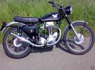 1957 Matchless G80CS