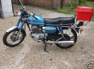 1980 Honda Benly