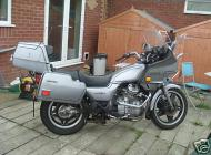 Honda Silverwing GL500 Interstate
