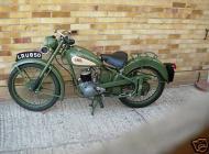 1950 BSA D1 Bantam