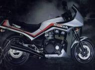 1985 Honda CBX750F