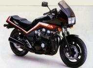 1985 Honda CBX 750F