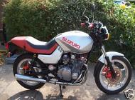 Suzuki GS550 Katana
