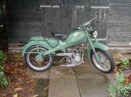 1951 Motom S50