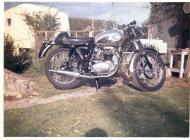 1965 BSA Lightning Clubman