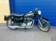 1953 AJS Model 18S