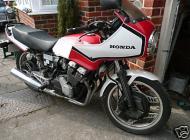 1983 Honda CBX550