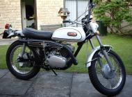 1969 Yamaha DT1-B
