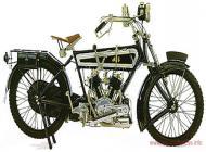 1915 AJS Model D