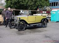 1923 Matchless K4 Car