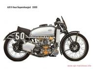 AJS Supercharged 54