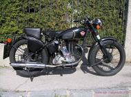 1941 Matchless G3L Civilian trim