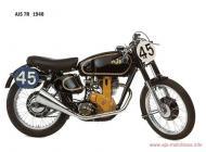 1948 AJS Model 7R