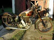 1950 Matchless G80S