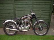 1953 AJS Model 16C