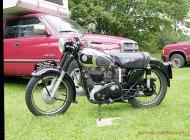 1954 AJS Model 18S