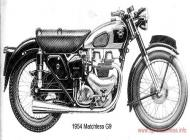 1954 Matchless G9