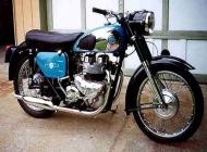 1957 AJS Model 30